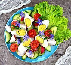 dietetyczne zupy | – Dietetyczne przepisy – Cobb Salad, Fitness