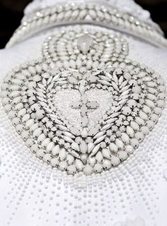 ❖Blanc❖ White Givenchy Haute Couture