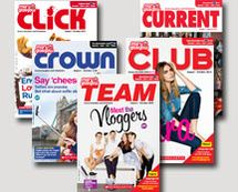 Teachers' home page - Mary Glasgow Magazines