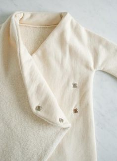 Fleece Baby Jumpsuit | Purl Soho - Create