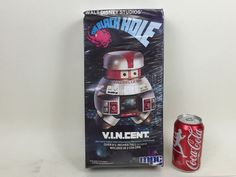 Walt Disney Studios' The Black Hole V.I.N.CENT. MPC Model Kit Over 8 1/2' Tall Robot Droid New In Box Sealed Vintage 1979