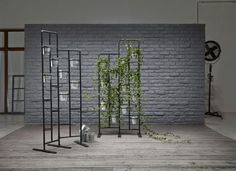 IKEA Fan Favorite: SOCKER plant stand. A plant stand makes it possible to decorate with plants everywhere both in and out of the home.