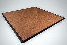 SnapLock 3' X 3' Cedar Portable Dance Floor Kit: Perfect for Tap and Ballet At Home or in the Studio. Snap Lock http://www.amazon.com/dp/B00PM2ED7C/ref=cm_sw_r_pi_dp_xYVkvb0CG8KBD