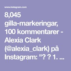 "8,045 gilla-markeringar, 100 kommentarer - Alexia Clark (@alexia_clark) på Instagram: ""🔥 🔥 1. 20reps 2. 20 Forward and 20 Reverse 3. 60seconds 4 rounds #alexiaclark #queenofworkouts…"""