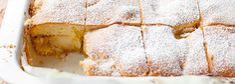 Puszysty jabłecznik | Kwestia Smaku No Bake Pies, Food Cakes, Something Sweet, Banana Bread, Tart, Cake Recipes, Food And Drink, Baking, Blog