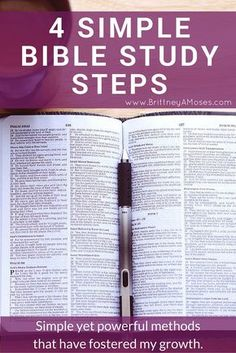 Take your reading and understanding to the next level! #faith #biblestudy…