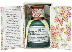 Library of Flowers ~ new perfumes :: Now Smell This