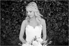 Bridal Beaded Hair Piece Accessory