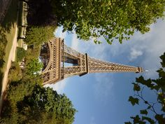 Paris. Sunny Day showing off her beauty.  Magnificent.