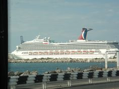 Carnival Triumph Progresso Mexico......laying on the beach all day!!