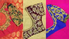 When we head to the stores to shop for bridal sarees, we always look for the best. The best saree that suits our style, taste and budget. What we fail to remember is that the blouse plays an equal if not greater role in making the bride look pretty on her wedding day. There area wide variety of designs and patterns that you can try incorporating into your wedding ensemble. Check some of them here, designed to perfection by Yoshnas!