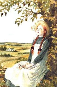 Anne Of Green Gables Itsuko Azuma (Japanese) by Selkie~gal