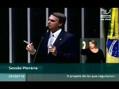 Bolsonaro defende greve dos caminhoneiros e detona Dilma