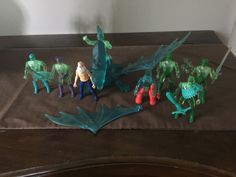 big remco 80s crystar action figure lot  from $200.0