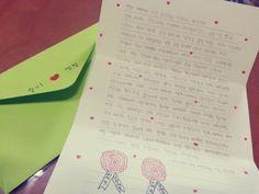 성그니의 2014 어버이날 편지 카네이션 업그레이드!
