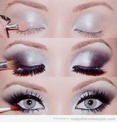 hermosa maquillaje ojos paso a paso mejores equipos