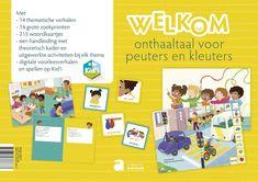 Welkom : onthaal voor peuters en kleuters