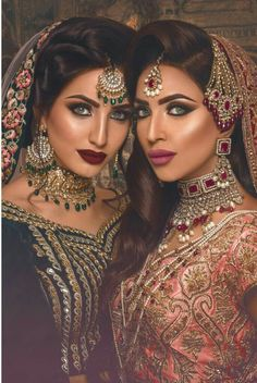 bridal jewelry for the radiant bride Desi Wedding, Wedding Looks, Bridal Looks, Bridal Style, Asian Bridal Makeup, Indian Makeup, Indian Beauty, Pakistani Bridal, Indian Bridal
