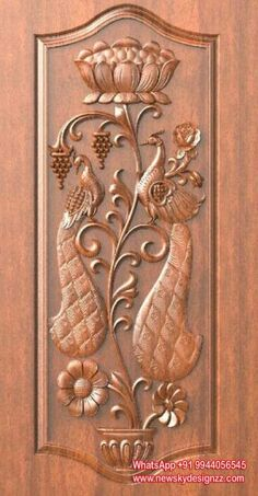 60 Ideas for double exterior door interior design Pooja Door Design, Home Door Design, Door Gate Design, Door Design Interior, Exterior Design, Wooden Front Door Design, Main Entrance Door Design, Double Door Design, Entrance Doors