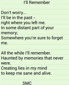 Don't worry   #poem