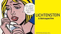 Lichtenstein - Tate Retrospective