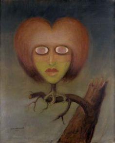 Victor Brauner, Chimère Wassily Kandinsky, Victor Brauner, Art Brut, Paris Art, Zoology, Surreal Art, Classical Music, Collage Art, Literature
