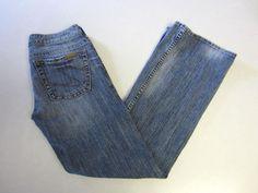 Silver Jeans 27 x 31 Boot Cut Juniors #SilverJeans #BootCut