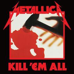 Metallica-Kill 'em all