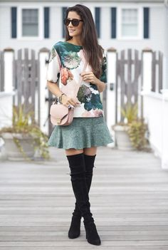Transitioning to Spring with your Fall boots
