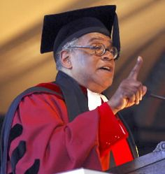 Reverend Professor Peter J. Gomes, Eminent Gay Theologian, Dies at 68.  One of America's best-known preachers and theologians, and arguably the most famous out gay scholar in the nation, Peter J. Gomes died February 28, 2011 of a brain aneurysm and heart attack.