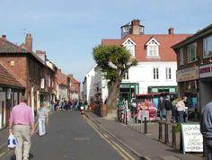 Staithe Street, Wells-next-the-Sea Norfolk Coast, Norfolk England, Wells Next The Sea, Norfolk Holiday, British Holidays, British Beaches, Travel England, Beautiful Beaches, Great Britain