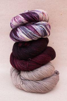 Tangle Art, Three Little Pigs, Sock Yarn, Weave, Knit Crochet, Crochet Patterns, Socks, Wool, Knitting