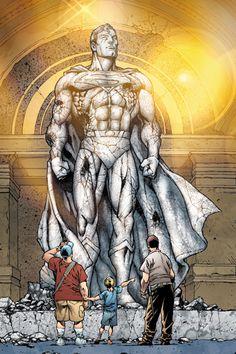 Trinity #20//Carlos Pacheco/P/ Comic Art Community GALLERY OF COMIC ART