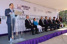 El secretario del Ayuntamiento de Morelia fungió como orador oficial en el 203 aniversario luctuoso de Don Mariano Matamoros; expresó que es responsabilidad de los gobernantes actuales proteger a la ...