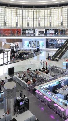 DUBAI, UAE. Dubai Mall. One of the most impressive shopping experiences you will ever have.