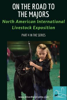 """In the fourth installment of our """"On the Road to the Majors: Preparing for a Major Stock Show,"""" Shelly McQuaig and her husband Paul discuss the North American International Livestock Exposition (NAILE)."""