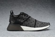 5551067a7310c Adidas Nmd Pk Black White Black Spring Summer 2018 Newest Shoe