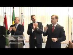 Lançamento da campanha vitoriosa do presidente da OAB de Santa Catarina, Tullo Cavallazzi.