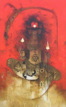Buy artworks directly of famous professional artist Amol Pawar Fine & Contemporary Art Gallery with Authenticity certificate. Durga Painting, Lord Shiva Painting, Artist Painting, Painting Tips, Watercolor Painting, Shiva Art, Hindu Art, Mahakal Shiva, Ganesha Art