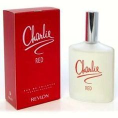 Charlie Red- one of my all time fave smells