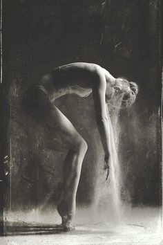 """""""Dust and snow"""" by Alexander Yakovlev #Dance #photograph"""