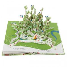 **Have Your Own Copy-Worthy**   Tate Publishing In the Forest pop-up book Also available in French.