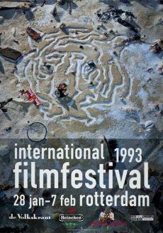 IFFR-poster uit 1993. Uit: Alle veertig op een rij
