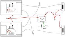 Doorbell Wiring Diagrams Diagram, Home electrical wiring