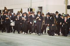 The MOB.  This is the Rice University Marching Owl Band. They have a marvelous history and their specialty is mercilessly spoofing their sports opponents. A grand Houston tradition.