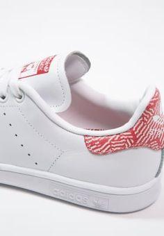 Lage sneakers adidas Originals STAN SMITH - Sneakers laag - white/collegiate red wit: 94,95 € Bij Zalando (op 5/11/16). Gratis verzending & retournering, geen minimum bestelwaarde en 100 dagen retourrecht!