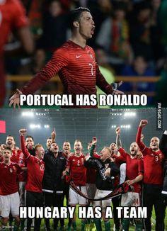 It was the best match so far!