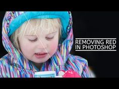 Removing Red in Photoshop » Floating Lights   Photoshop Actions and Tutorials