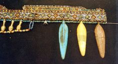 Ancient Beadwork | archaeological beadwork analysis & bead studies | Cairo