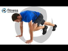 15 Minute HIIT Metabolism Booster - Total Body and Abs HIIT Workout | Fitness Blender Complete 6/3/15